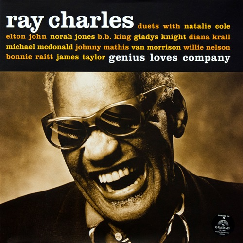 Ray Charles - Genius Loves Company [Mastering YMS X]
