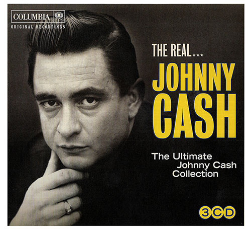 Johnny Cash - The Real... Johnny Cash [3CD]