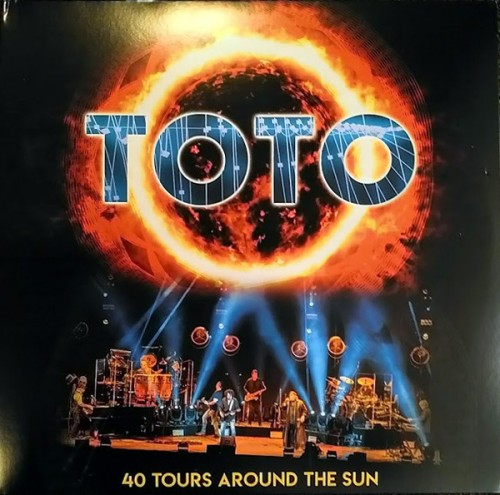 Toto - 40 Tours Around The Sun [Live]