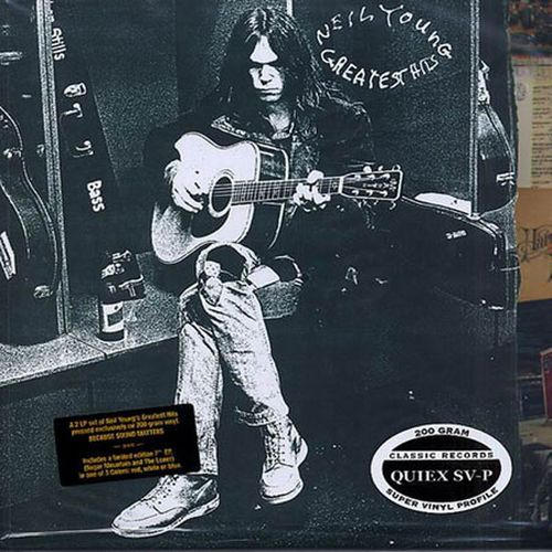 Neil Young - Greatest Hits [Mastering YMS X] 2004 скачать альбом в формате WAV (Lossless)