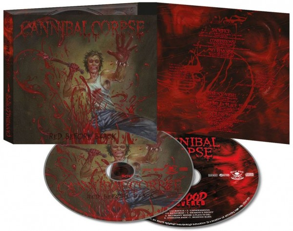 Cannibal Corpse - Red Before Black [2CD Limited Edition]