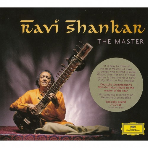 Ravi Shankar - The Master [Deutsche Grammophon Special 3 CD Set]