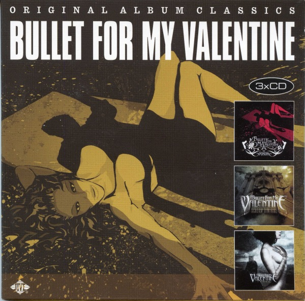 Bullet For My Valentine - Original Album Classics (3CD)