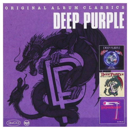 Deep Purple - Original Album Classics [3CD Box Set]