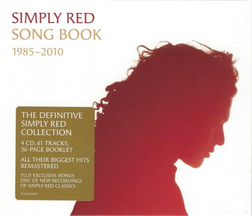 Simply Red – Song Book 1985-2010 [4CDs]