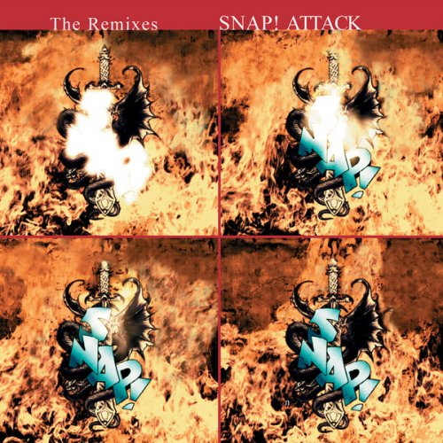 Snap! - Attack: The Remixes