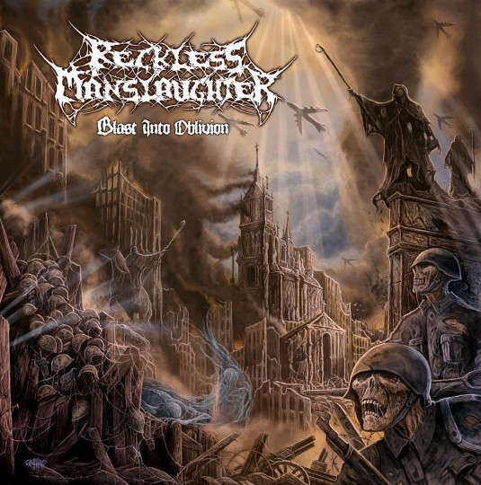 Reckless Manslaughter - Blast Into Oblivion 2013 FLAC скачать торрентом