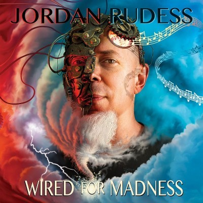 Jordan Rudess - Wired for Madness [24bit Hi-Res] 2019 FLAC скачать торрентом