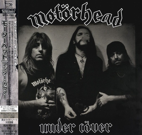 Motorhead - Under Cover [Japanese Edition] 2017 FLAC скачать торрентом