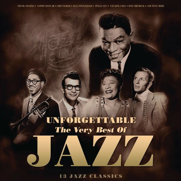 Unforgettable - The Very Best of Jazz 2019 скачать сборник в формате FLAC (Lossless)