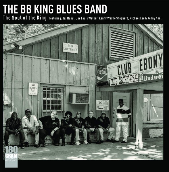 The BB King Blues Band - The Soul of the King [24bit Hi-Res] 2019 скачать альбом в формате FLAC (Lossless)