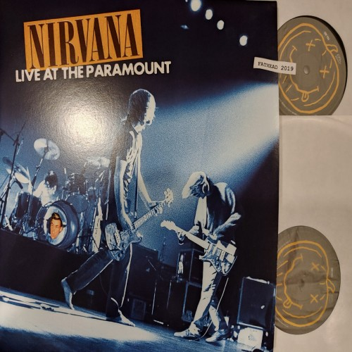 Nirvana - Live At The Paramount [Remastered, Hi-Res]