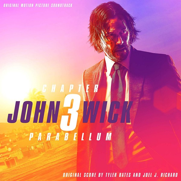 OST - John Wick: Chapter 3 – Parabellum