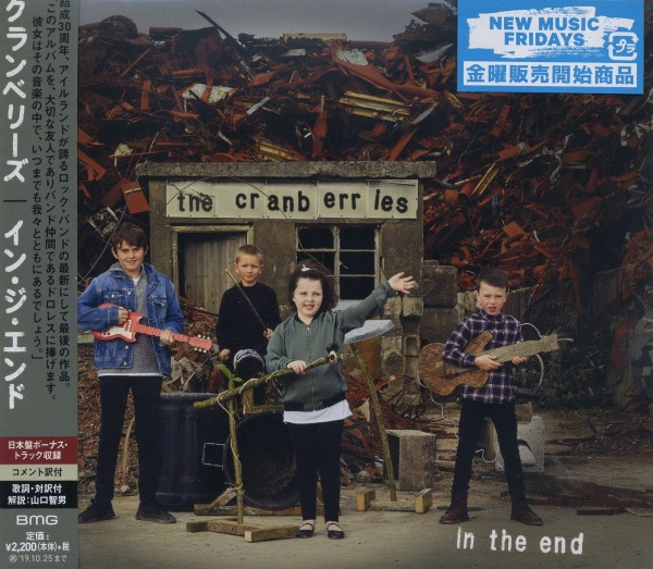 The Cranberries - In the End [Japanese Edition] 2019 FLAC скачать торрентом