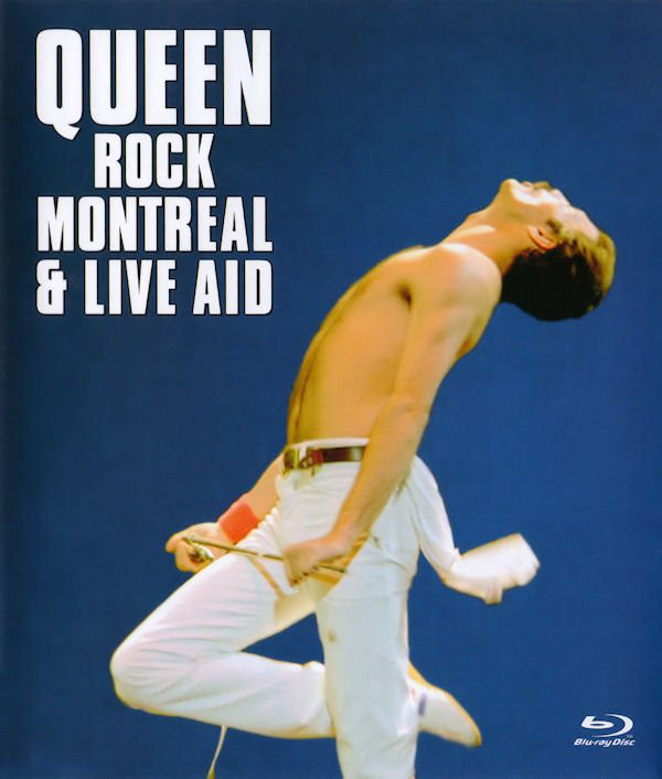 Queen ‎- Rock Montreal & Live Aid