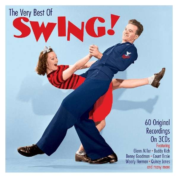The Very Best Of Swing! [3CD]
