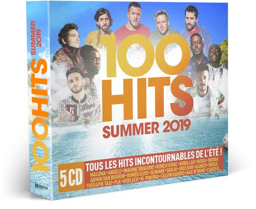 100 Hits Summer 2019 [5CD]