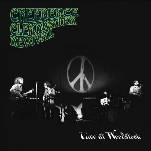 Creedence Clearwater Revival - Live At Woodstock [24-bit Hi-Res]