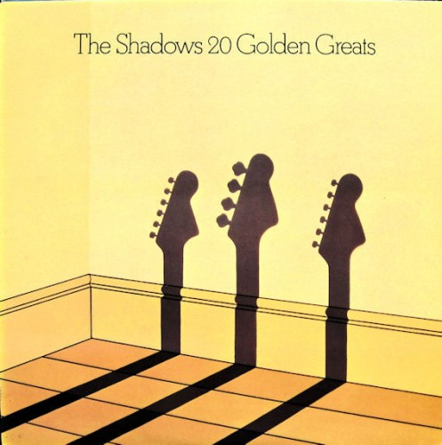 The Shadows - 20 Golden Greats