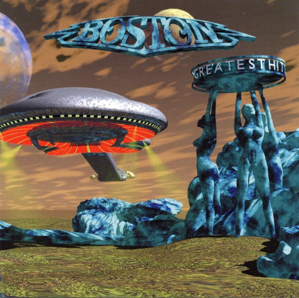 Boston - Greatest Hits
