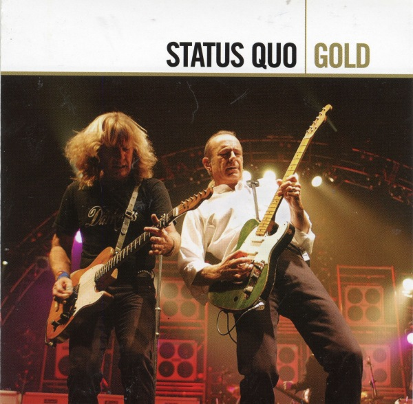 Status Quo - Gold (2CD)