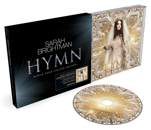 Sarah Brightman - Hymn (World Tour Limited Edition) 2019 скачать альбом в формате FLAC (Lossless)