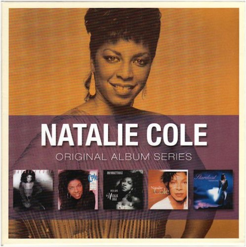 Natalie Cole - Original Album Series [5CD Box Set] 2009 скачать сборник в формате FLAC (Lossless)