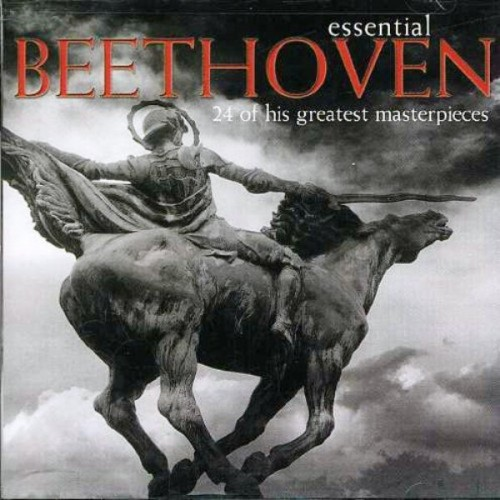 Essential Beethoven 24 Of His Greatest Masterpieces 2001 скачать альбом в формате FLAC (Lossless)