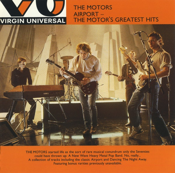 The Motors - Airport. The Motors' Greatest Hits