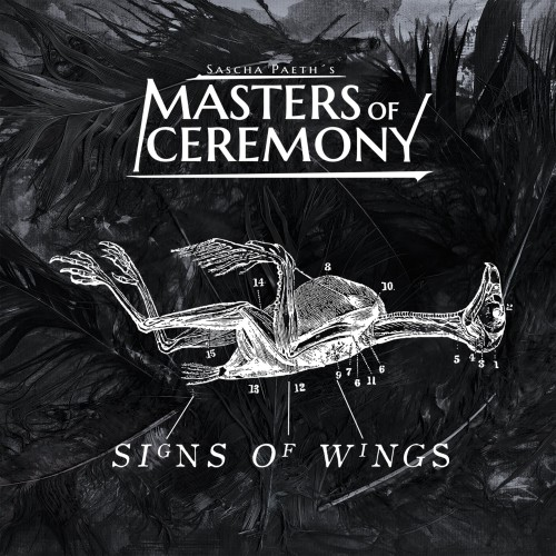 Sascha Paeth's Masters Of Ceremony - Signs Of Wings 2019 скачать альбом в формате FLAC (Lossless)