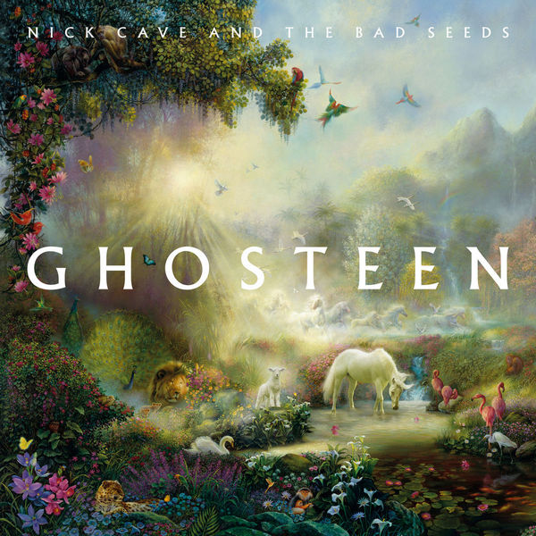 Nick Cave & The Bad Seeds - Ghosteen 2019 FLAC скачать торрентом
