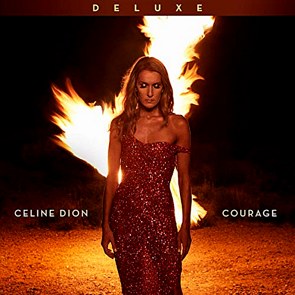 Celine Dion - Courage [Deluxe Edition] 2019 FLAC скачать торрентом