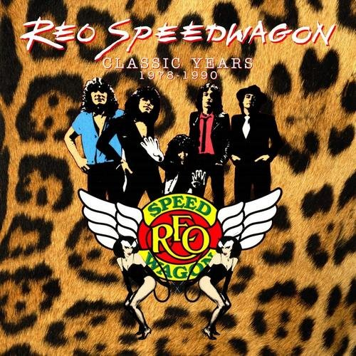 REO Speedwagon - The Classic Years 1978-1990 [9CD Remastered Box Set] 2019 скачать сборник в формате FLAC (Lossless)