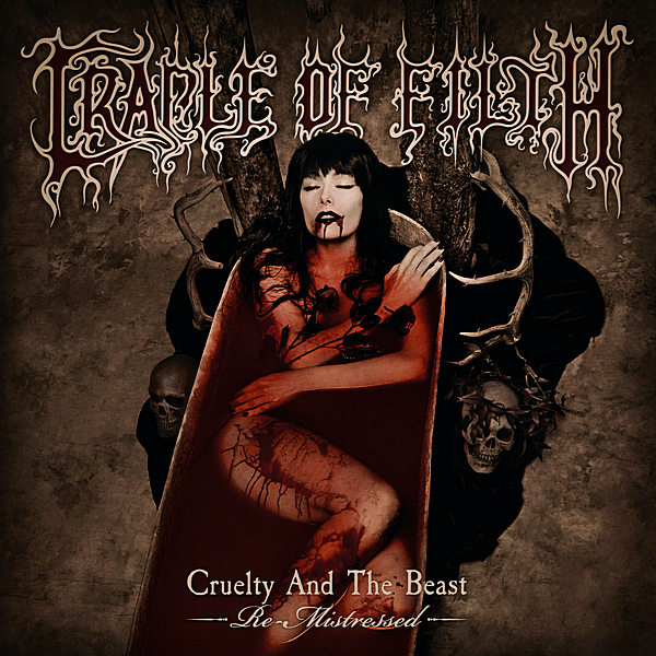 Cradle Of Filth - Cruelty And The Beast [Re-Mistressed] 2019 скачать альбом в формате FLAC (Lossless)