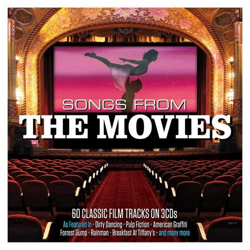 Songs From The Movies [60 Classic Film Tracks]