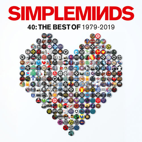 Simple Minds – 40: The Best Of Simple Minds 1979-2019 [3CD] 2019 скачать альбом в формате FLAC (Lossless)