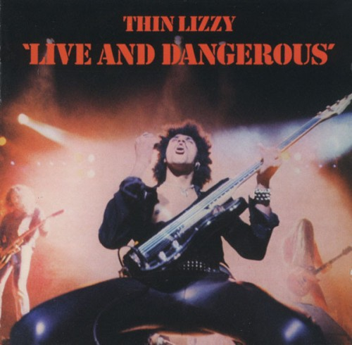 Thin Lizzy - Live And Dangerous [Deluxe Edition] 1978/2011 скачать альбом в формате FLAC (Lossless)