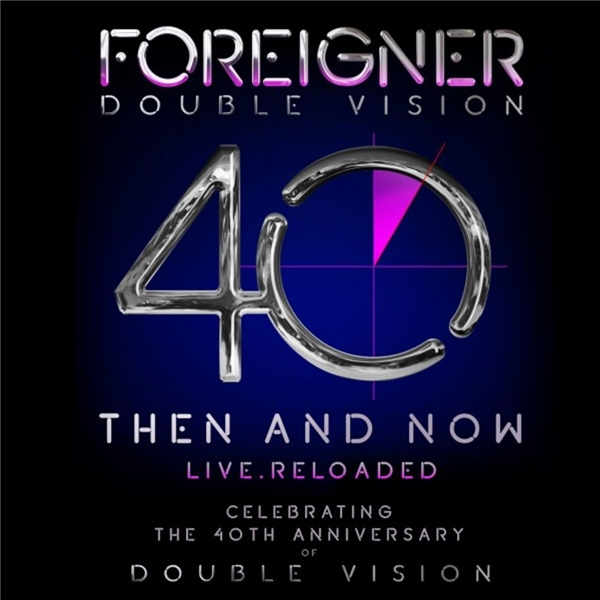 Foreigner - Double Vision: Then And Now 2019 скачать альбом в формате FLAC (Lossless)