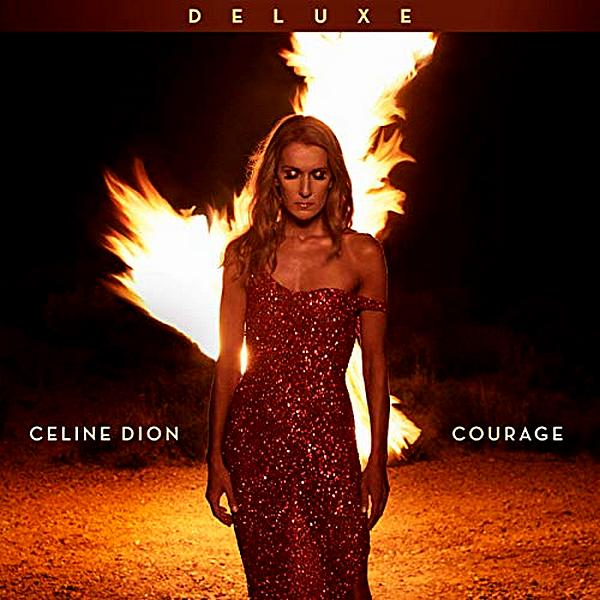 Celine Dion - Courage [24bit Hi-Res, Deluxe Edition]