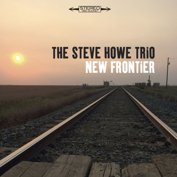 The Steve Howe Trio - New Frontier 2019 скачать альбом в формате FLAC (Lossless)