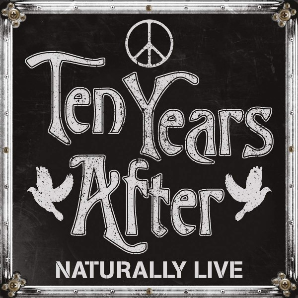 Ten Years After - Naturally Live 2019 скачать альбом в формате FLAC (Lossless)