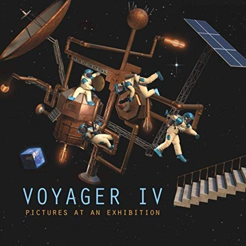 Voyager IV - Pictures at an Exhibition 2019 скачать альбом в формате FLAC (Lossless)