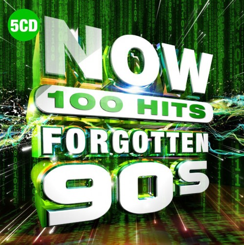NOW 100 Hits: Forgotten 90s [5CD]