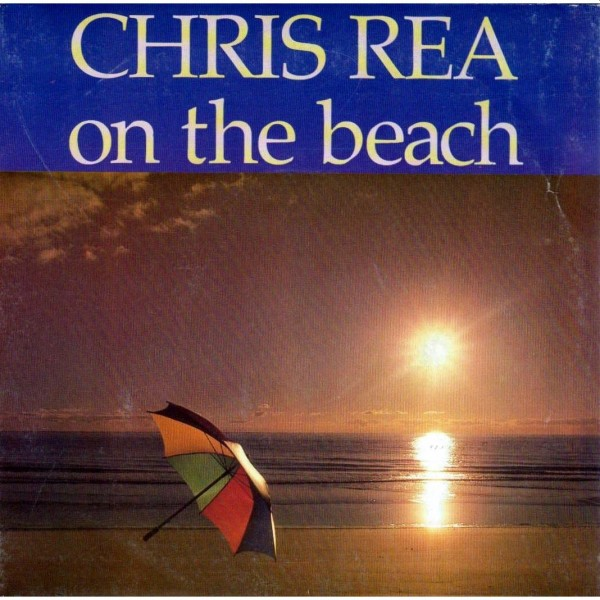 Chris Rea - On the Beach [2CD, Deluxe Edition, Remastered] 1986/2019 FLAC скачать торрентом