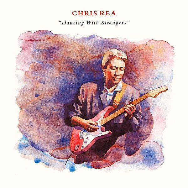 Chris Rea - Dancing With Strangers [2CD, Deluxe Edition, Remastered] 1987/2019 скачать альбом в формате FLAC (Lossless)