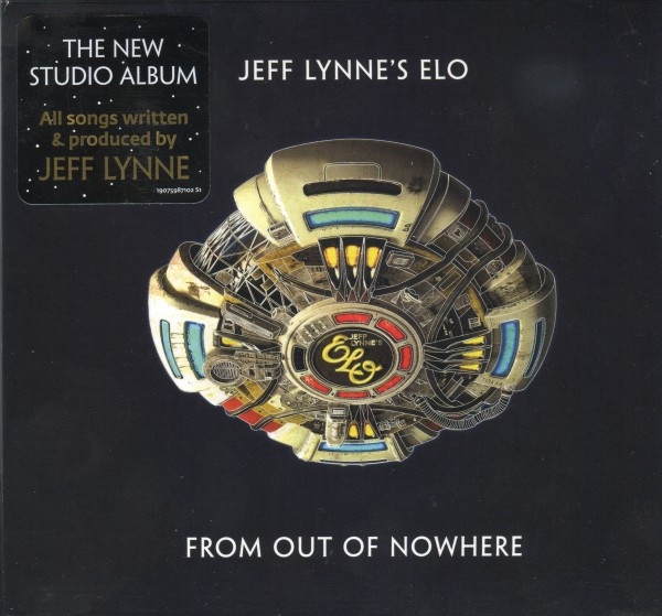 Jeff Lynne's ELO - From Out of Nowhere 2019 скачать альбом в формате FLAC (Lossless)