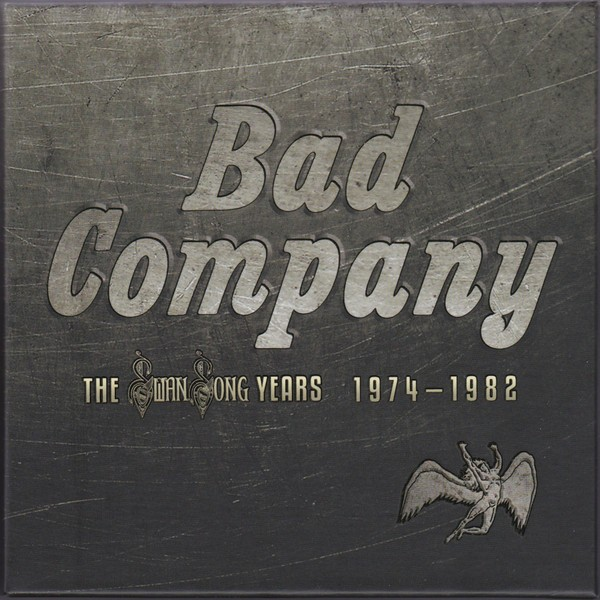Bad Company - The Swan Song Years 1974-1982 [6CD Reissue, Remastered]