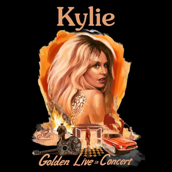 Kylie Minogue - Golden: Live in Concert [24bit Hi-Res]