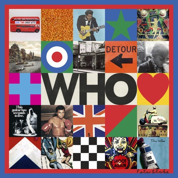 The Who - Who [Deluxe Edition] 2019 скачать альбом в формате FLAC (Lossless)