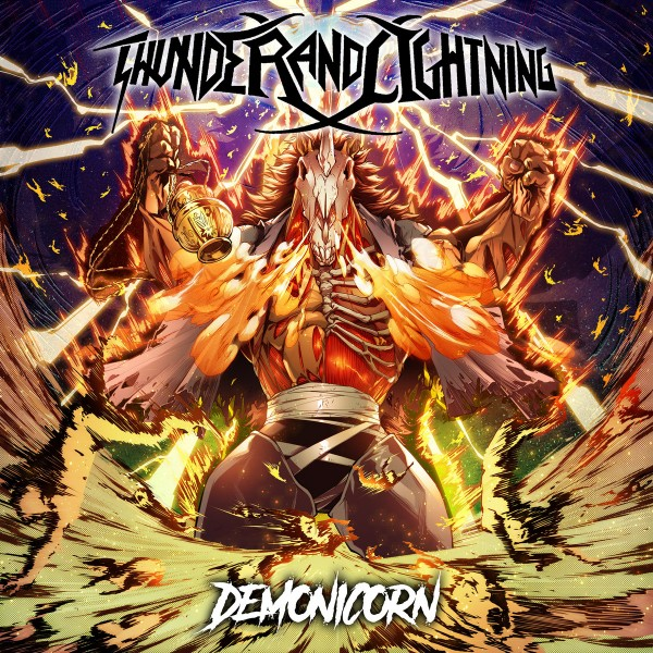 Thunder And Lightning - Demonicorn 2019 скачать альбом в формате FLAC (Lossless)